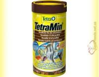 Купить TetraMin Flakes 250мл. основной корм для тропических рыб
