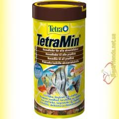 TetraMin Flakes 250мл. основной корм для тропических рыб