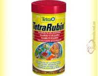 Купить TetraRubin Flakes 250мл. корм в виде хлопьев для усиления окраски рыб