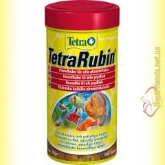 TetraRubin Flakes 250мл. корм в виде хлопьев для усиления окраски рыб