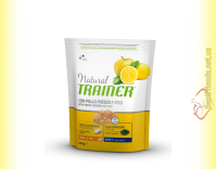 Купить Trainer Natural Small&Toy Adult with Chicken Rice&Aloe Vera