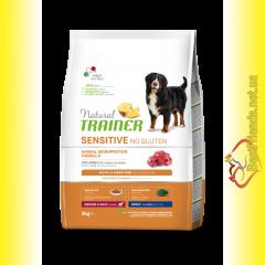 Trainer Natural Sensitive Medium&Maxi Adult with Lamb