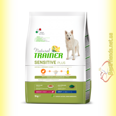 Trainer Natural Sensitive Plus Medium&Maxi Adult with Rabbit