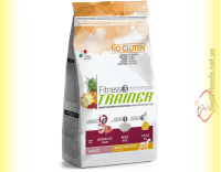 Купить Trainer Fitness3 Adult Medium & Maxi With Lamb Rice Oil