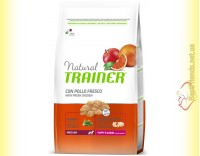 Купить Trainer Natural Puppy & Junior Medium
