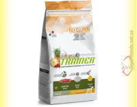 Купить Trainer Fitness3 Adult Medium & Maxi With Duck Rice Oil 3кг