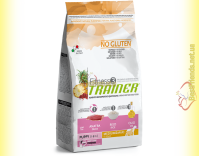 Купить Trainer Fitness3 Puppy Medium & Maxi With Duck Rice Oil 12,5кг
