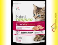 Купить Trainer Natural Kitten With Fresh Chicken 300гр