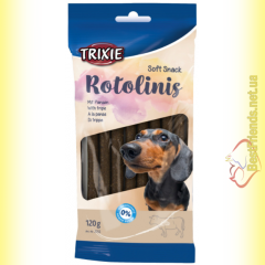 Trixie Rotolinis Палочки для собак с рубцом 120гр