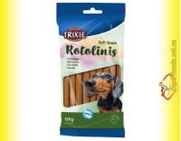 Купить Trixie Rotolinis Палочки для собак с мясом птицы 120гр