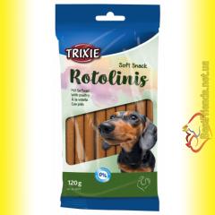 Trixie Rotolinis Палочки для собак с мясом птицы 120гр