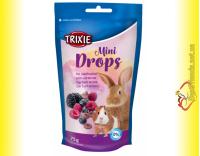Купить Trixie Mini Drops Дропсы для грызунов, дикие ягоды 75гр