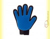 Купить Перчатка для вычесывания шерсти True Touch