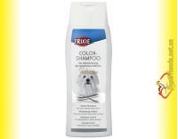 Купить Trixie Color-Shampoo, шампунь для собак с белой шерстью 250мл