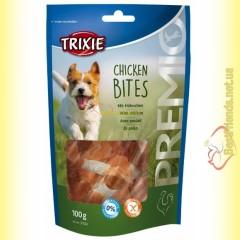 Trixie Premio Chicken Bites Лакомство для собак с мясом птицы 100гр