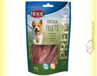 Купить Trixie Premio Chicken Filets Лакомство для собак с мясом курицы 100гр