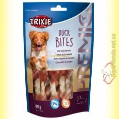 Trixie Premio Duck Bites Лакомство для собак с утиной грудкой 80гр