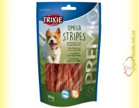 Купить Trixie Premio Omega Stripes Лакомство для собак с цыплёнком 100гр