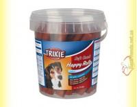 Купить Trixie Soft Snack Happy Rolls Лакомство для собак - лосось 500гр