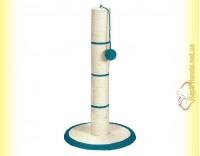 Купить Trixie Когтеточка-столбик сизалевая с игрушкой 64см