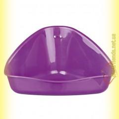 Trixie Угловой туалет для хомяка