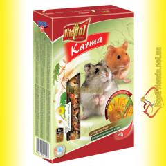 Vitapol Полнорационный корм для хомяка 500гр