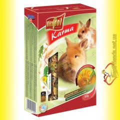 Vitapol Полнорационный корм для кролика 500гр