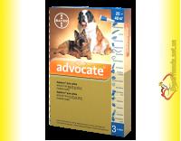 Купить Advocate Капли для собак весом от 25 до 40кг