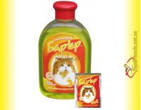 Купить Барьер 3в1 шампунь противопаразитарный для кошек 300мл