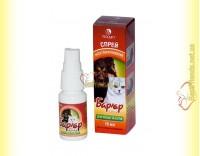 Купить Барьер-супер Спрей от блох и клещей для собак и котов 10мл