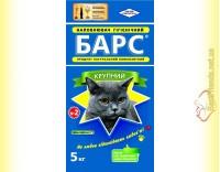 Купить БАРС №2 Крупный гигиенический наполнитель с ароматизатором 5кг