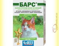 Купить Барс капли против блох и клещей для кошек