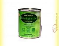 Купить Baskerville Баранина с картошкой и тыквой 800гр