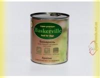 Купить Baskerville Кролик с лапшой и морковкой 800гр