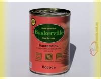 Купить Baskerville Лосось 400гр