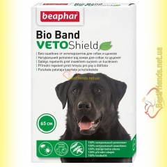 Beaphar Bio Band ошейник от блох для собак 65см