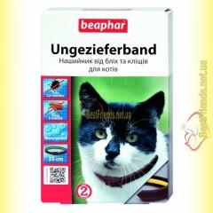 Beaphar ошейник от блох для кошек 35см