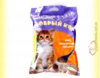 Купить Добрый Кот Комкующийся наполнитель 3л
