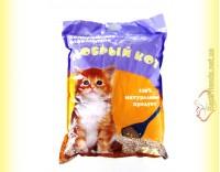 Купить Добрый Кот Комкующийся наполнитель 7л