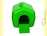 Купить Домик для мелких грызунов, пластиковый