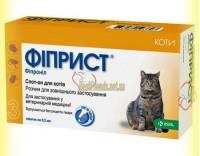 Купить Фиприст Спот-Он для котов
