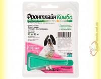 Купить Фронтлайн Комбо Спот Он L капли для собак весом от 20 до 40кг