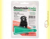 Купить Фронтлайн Комбо Спот Он XL капли для собак весом от 40 до 60кг