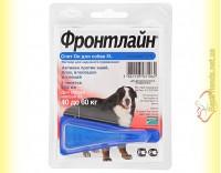 Купить Фронтлайн Спот Он XL капли для собак весом от 40 до 60кг
