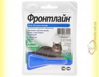 Купить Фронтлайн Спот Он капли на холку для кошек