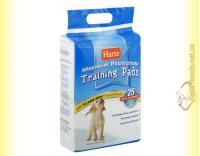 Купить Hartz Пелёнки для собак и щенков c привлекающим запахом 56*56см - 6шт