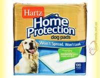 Купить Hartz Пелёнки для собак и щенков с привлекающим запахом 53*53см - 100шт