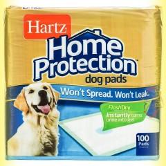 Hartz Пелёнки для собак и щенков с привлекающим запахом 53*53см - 100шт
