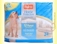 Купить Hartz Пелёнки для собак и щенков с привлекающим запахом 56*56см - 24шт