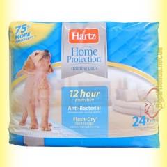 Hartz Пелёнки для собак и щенков с привлекающим запахом 56*56см - 24шт